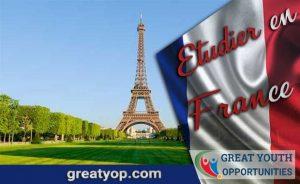 Study (Etudier) in France