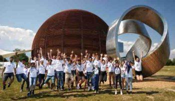 CERN successful candidate