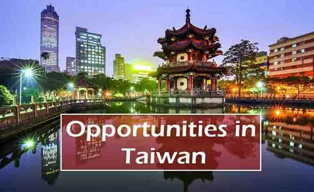 Opportunity in Taiwan