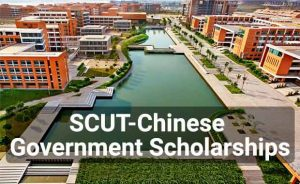 Chinese Government Scholarships at SCUT