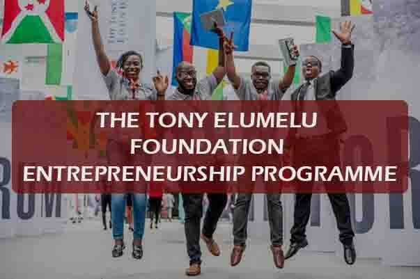 Tony Elumelu Foundation TEF