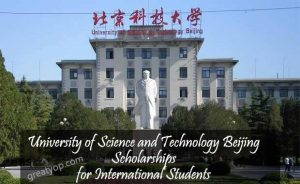 University of Science and Technology Beijing Scholarships
