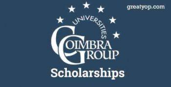 Coimbra Group scholarships