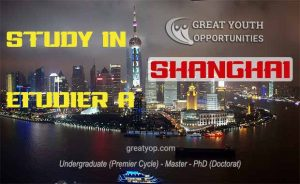 Shanghai Government Scholarship