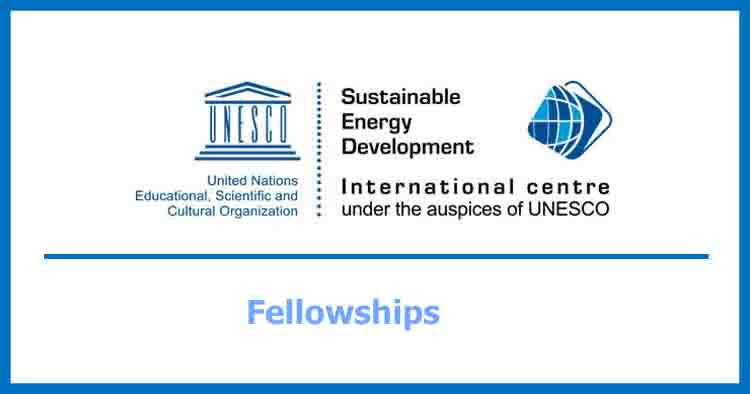 073e1be90cd UNESCO ISEDC Fellowship Programme for selected Countries