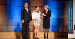 UNESCO-Japan Prize on ESD