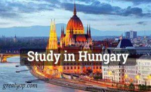 study études in hungary
