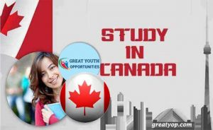 Study Opportunity in Canada