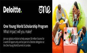 Deloitte OYW Scholarship
