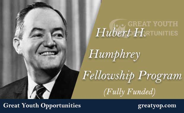 Hubert H Humphrey Fellowship Program