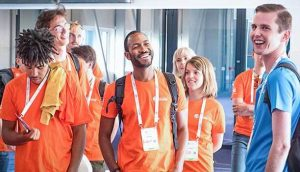 IAS conference on scientific volunteer program on HIV