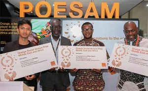 Orange Social Venture Prize in Africa and the Middle East