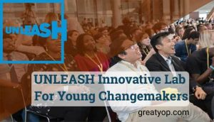 UNLEASH Innovative Lab Young Changemakers