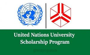 United Nations University Scholarship
