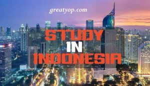 Study in Indonesia Indonesie