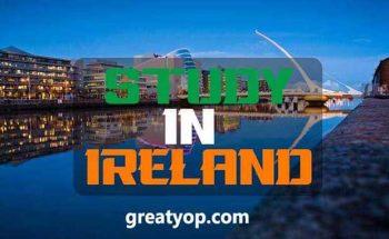 Study in Ireland, Irlande