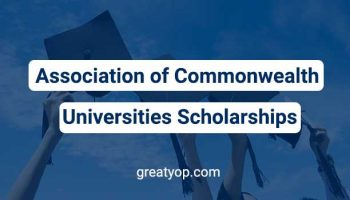 Association of Commonwealth Universities (ACU) Fellowship