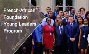 French-African Foundation Young Leaders Program