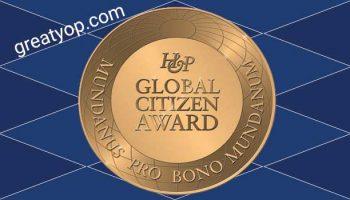 Henley & Partners Global Citizen Award