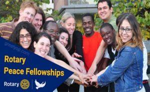 Rotary Peace Fellowships