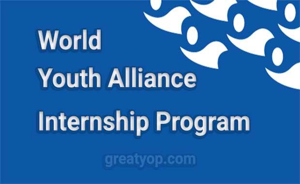 World Youth Alliance Internship