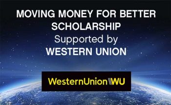 The Western Union Moving Money For Better Scholarship