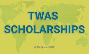 TWAS Scholarship Fellowship