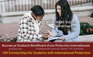 100 Scholarships for Students with International Protection in Italy