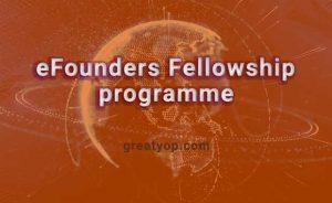 Alibaba eFounders Fellowship