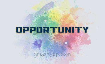 opportunity for youth