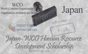 Japan-WCO Human Resource Development Scholarship