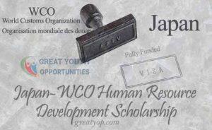 Japan-WCO Human Resource Development Scholarship