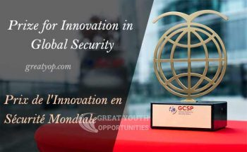 Prize for Innovation in Global Security
