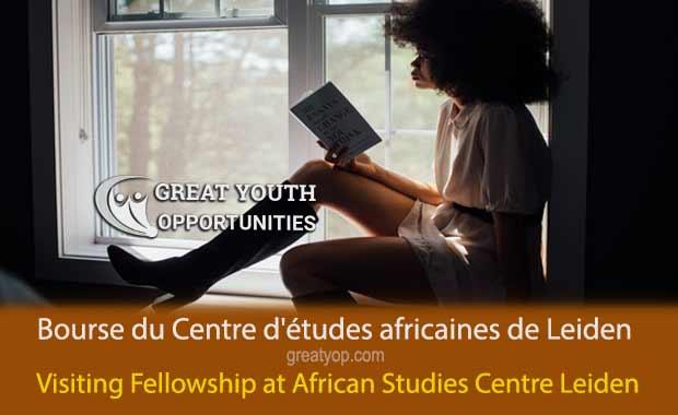 Visiting Fellowship at African Studies Centre Leiden