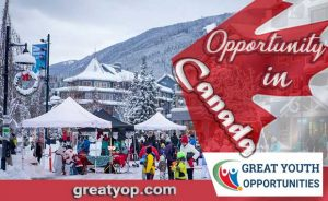 Opportunity Scholarship in Canada
