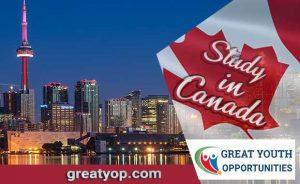 Scholarship, award, grant in Canada