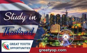 scholarships in Thailand