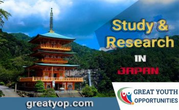 Study and Research in Japan