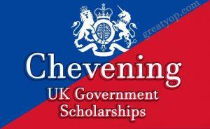 Chevening UK Scholarships