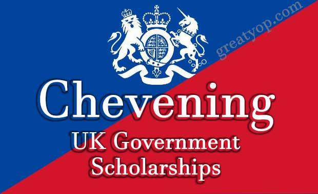 Chevening UK Scholarships 2020/2021 for International Students