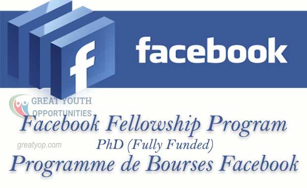 Facebook Fellowship Program