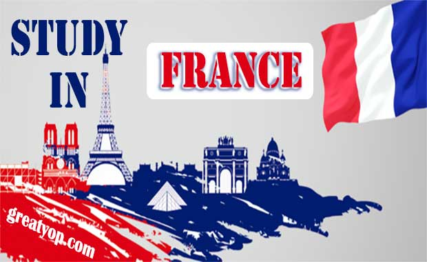 Study in France