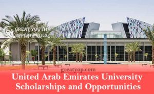 United Arab Emirates University Scholarships and Opportunities