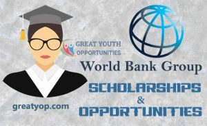Japan World Bank Scholarship and Opportunities