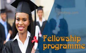 Scholar Fellowship Programme