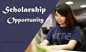Scholarship for International Students