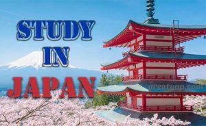 Study in Japan Scholarship