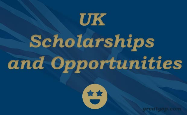 UK Scholarship and Opportunity