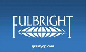 Fulbright Scholarship 2021-2022