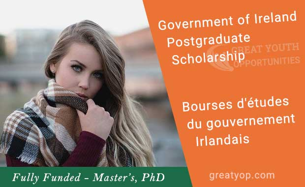 Government of Ireland Postgraduate Scholarship